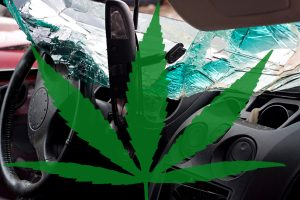 Study Car Crashes Up Where Marijuana Is Legal
